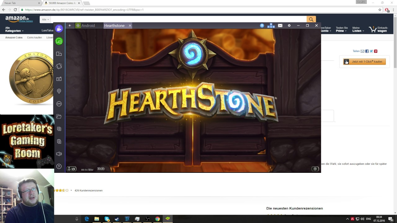 Amazon Coins For Hearthstone On PC Archives