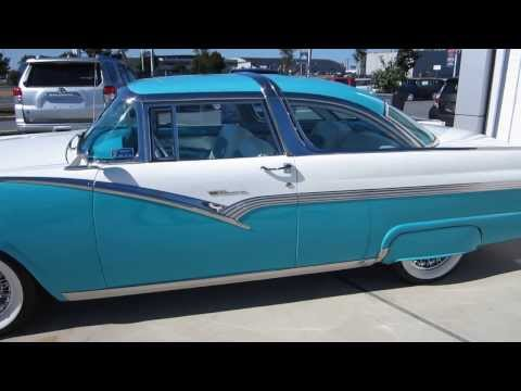 "*** AMAZING 1956 FORD FAIRLANE ""CROWN VICTORIA"" *** FOR SALE !!!!! SOLD !!!"