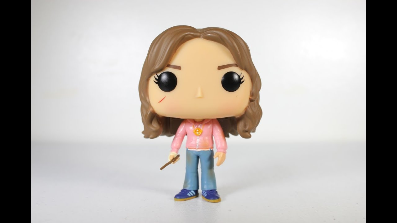 49c77fdc423 Harry Potter HERMIONE GRANGER with TIME TURNER Funko Pop review ...
