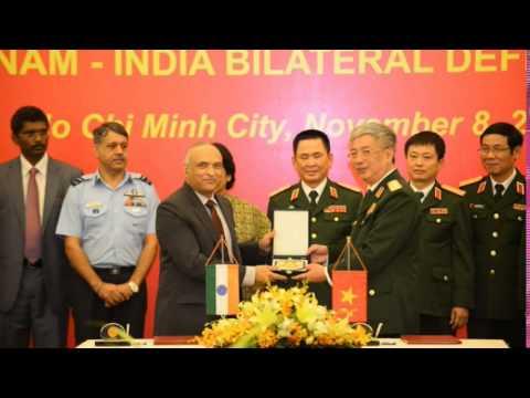VN-INDIA DEFENSE CONVERSATION