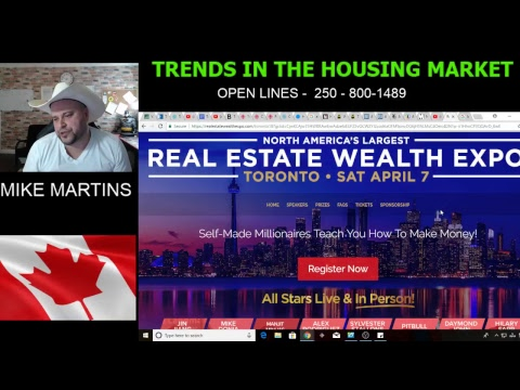 Trends In The Housing Market - Q1 2018