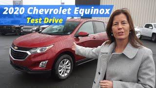 2020 Chevrolet Equinox Test Drive