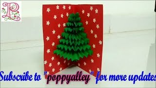 DIY Christmas Cards for Kids    Handmade Christmas Greeting Cards    Poppyalley