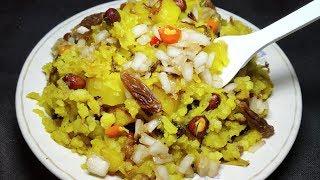 চিড়ার পোলাও | Chira pulao | flattered rice pulao | INDIAN BENGALI RANNA