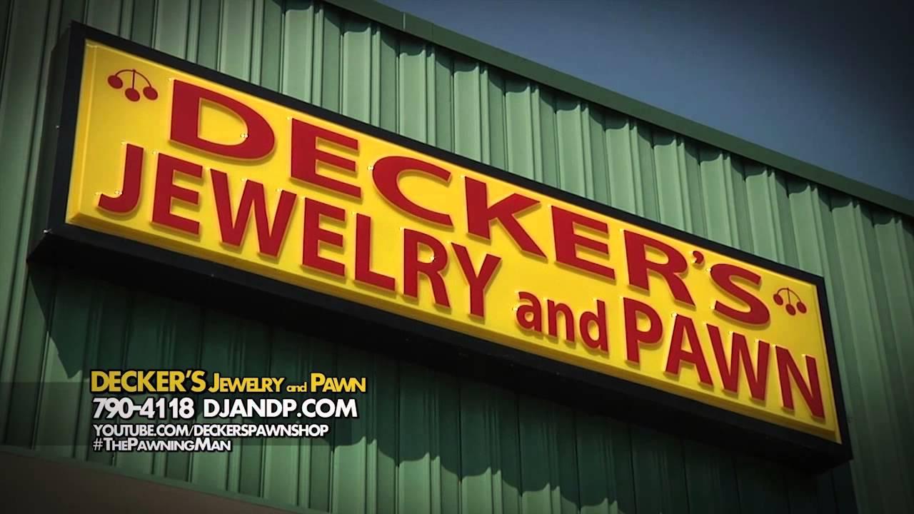 Shark Week - Decker's Jewelry and Pawn - YouTube