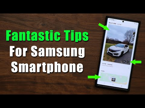 5 Fantastic Tips for Samsung Gallery App on your Galaxy Phone (Note 20, S20, S10, A71, etc)