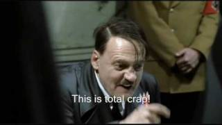 Hitler gets results of his Radiology Oral Boards