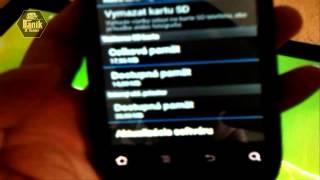 Ako zvačšiť pamať v Androide