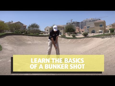How to play a Bunker Shot – Butch Harmon School of Golf Dubai
