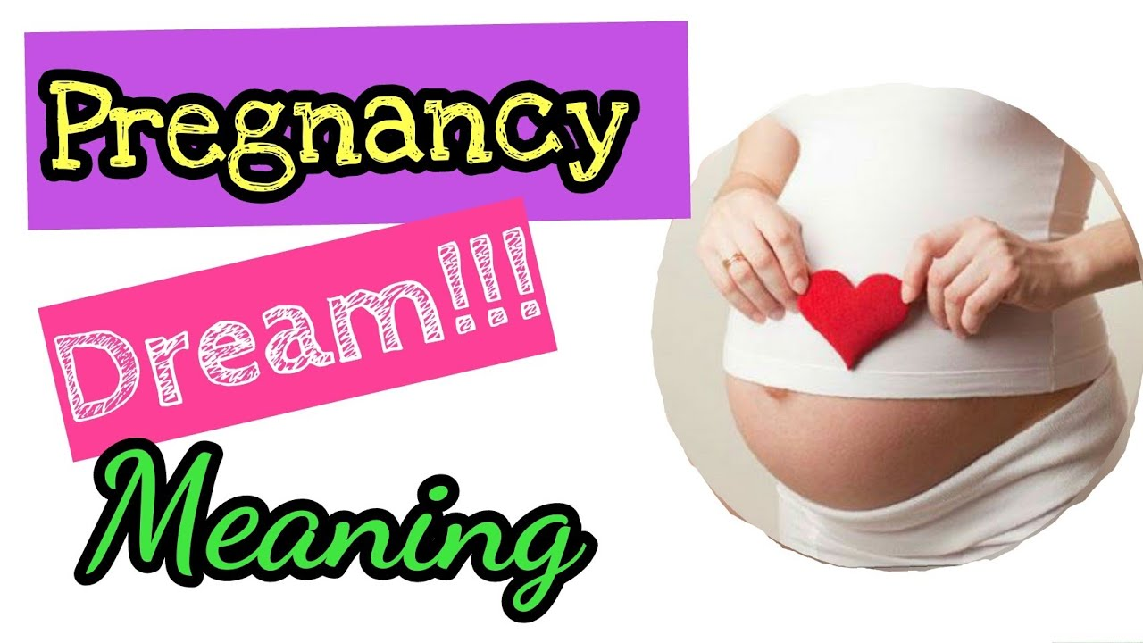 Dream Interpretation: what dreams of positive pregnancy tests. Meaning and interpretation of a dream 80