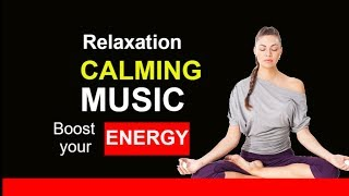 Relaxation and calming music for sleep, study, stress relief