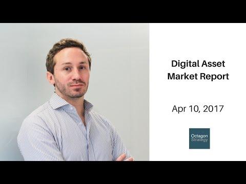 Digital Asset Market Report - Apr 10, 2017