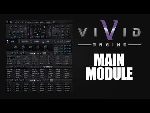 """""""VIVID"""" Walkthroughs #1- New Kontakt Suite Of Libraries For Modern Producers"""