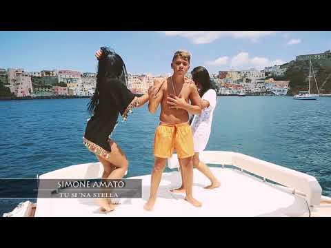 Simone Amato - Tu Si 'Na Stella - Official video