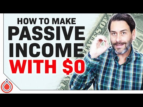 Passive Income Ideas: 5 Ways When You Have No Money 2020