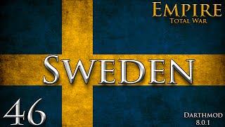 Empire Total War: Darthmod - Sweden Campaign #46 ~ Fall of Russia!