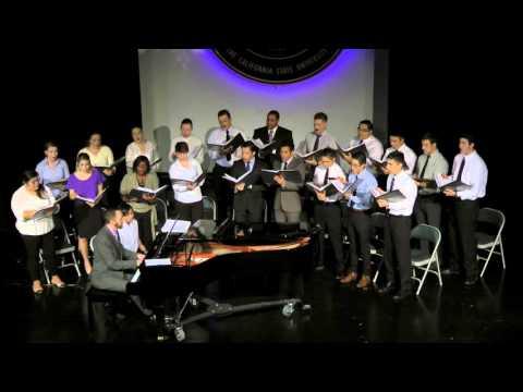 Choir Concert December 2015