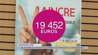 Yvelines | Téléthon 2018 : bilan positif à Magny-les-Hameaux et Montigny-le-Bretonneux