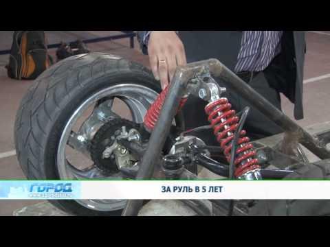 видео: Появилось видео о нижегородце, который собирает машины для детей