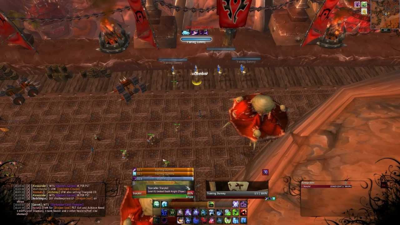 World of Warcraft User Interface: Staryx UI Pack v 1 0
