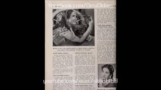 Jadui Angoothi 1948: Sawaa gaz ka ghoonghat nikaal meri joru zamaana (Hamida Bano, Miss Kalyani)