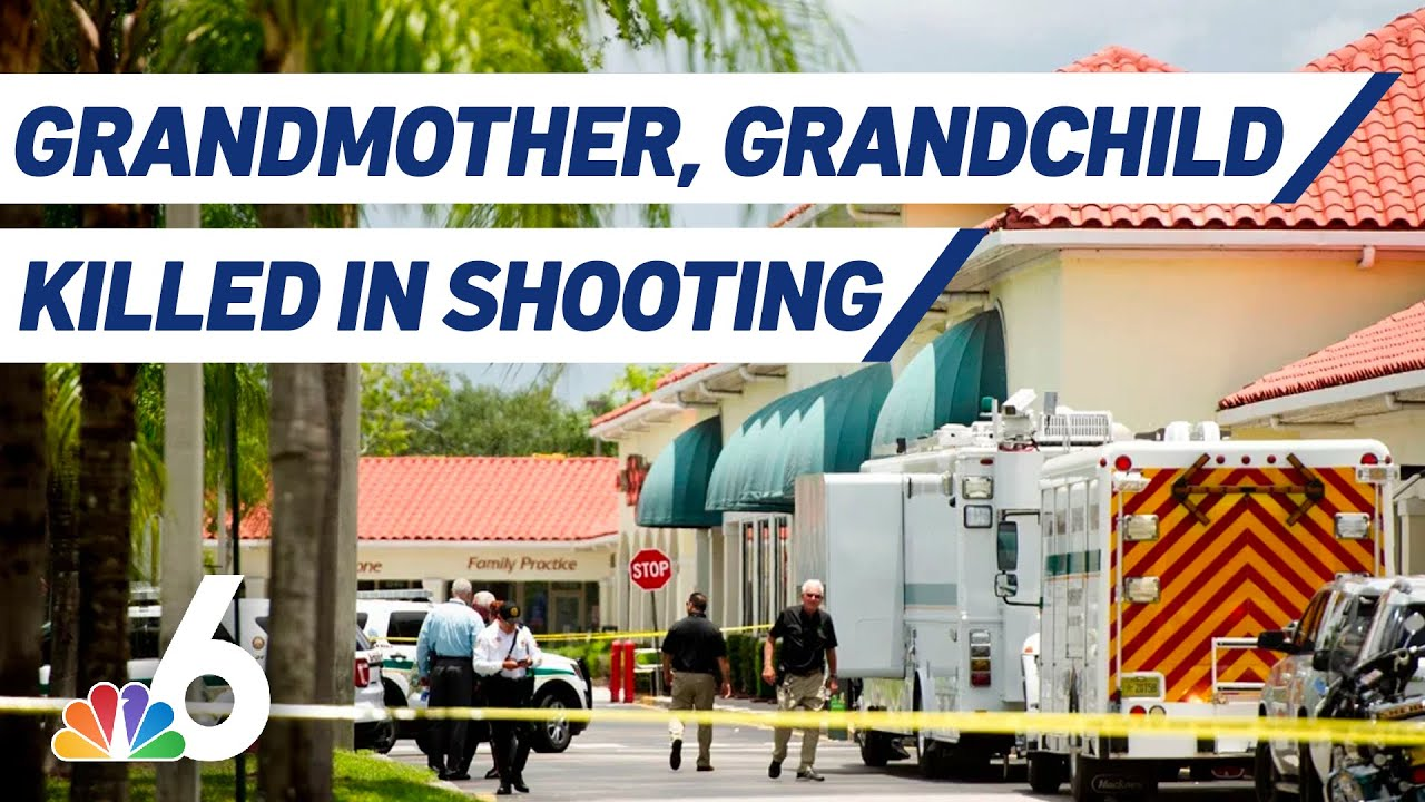 Grandmother and Grandson Among Victims of Deadly Publix Shooting