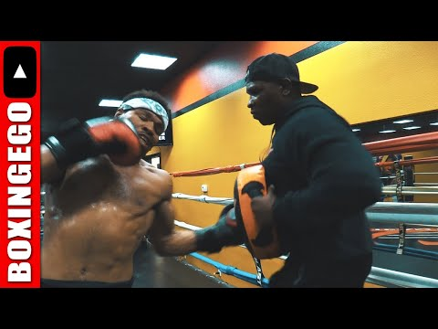 ACCESS GRANTED: Shawn Porter trains 4 Adrian Granados | The Porter Way |  #WilderStiverne2 Showtime