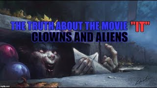 the truth about the movie it clowns and aliens 2017