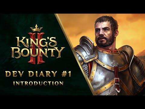 King's Bounty II - Dev Diary #1: Introduction