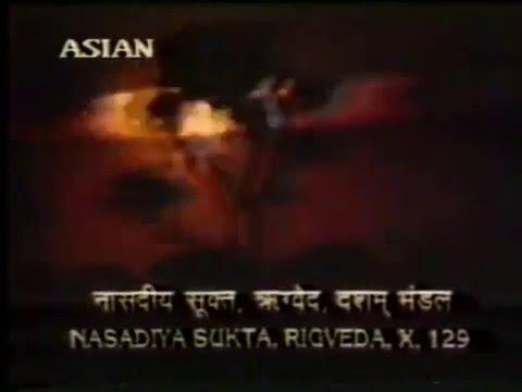 FAMOUS Nasdiya Sukta of RigVEDA in Sanskrit & Hindi