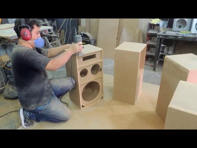 Caixa Bob Esponja e caixa euclides 4 vias pintura liza parte 01