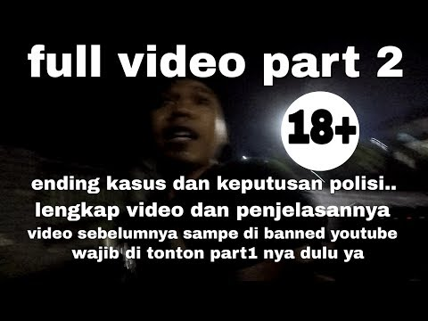 #vlog21 - Full Video Part (2), The Jagoan Jalanan. Bahas Tuntas Sampe Dikantor Polisi