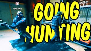 GOING HUNTING - Rainbow Six Siege Funny Moments & Epic Stuff (Siege Week 2)