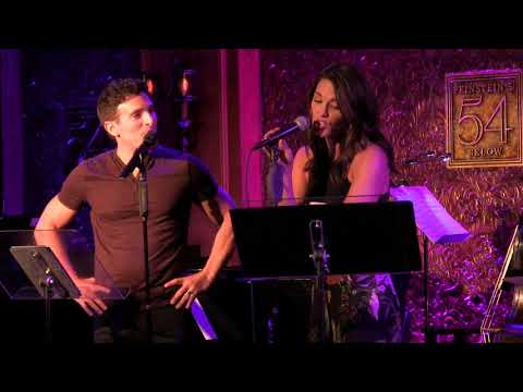 "Jarrod Spector & Kelli Barrett  ""If I Were Magic"" Joel Waggoner & Eric Price"