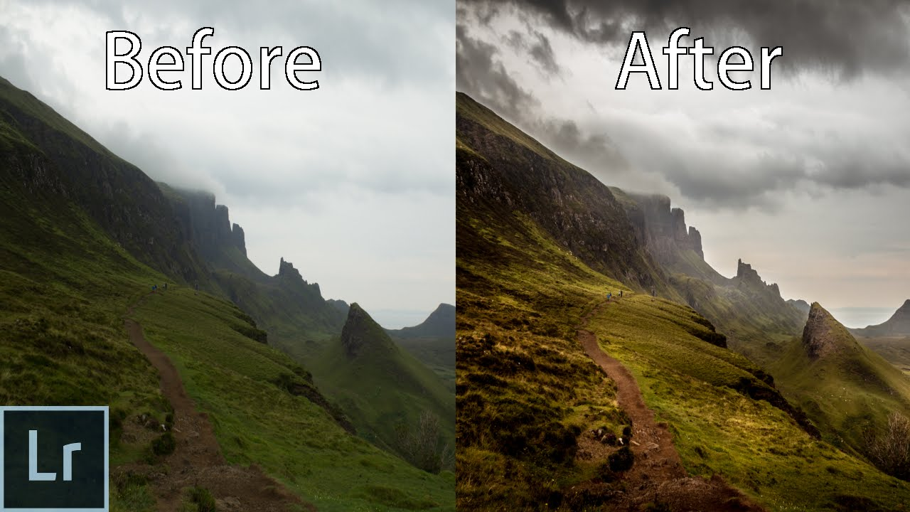 Landscape Photography Editing: The Ultimate Lightroom 6 CC ...