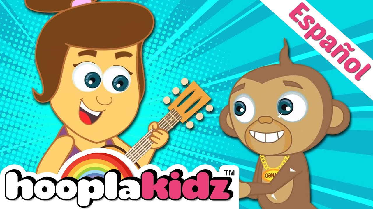 MANGO - Canciones infantiles divertidas | HooplaKidz en Español