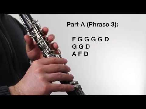 All About That Bass (Meghan Trainor) for CLARINET