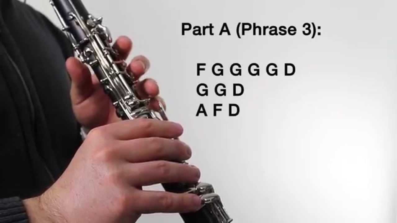 about clarinet