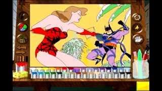 Batman Activity Center :  Video Game Review