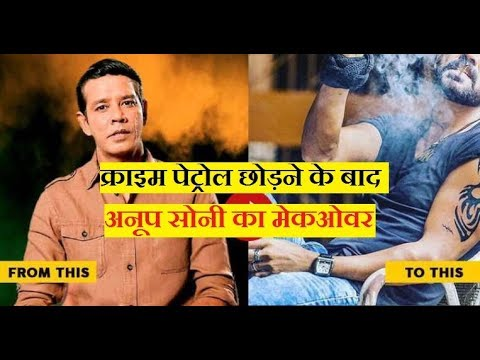 Crime Petrol Host Anup Soni undergoes a transformation