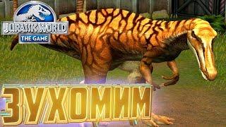 Кронозавр и Зухомим - Jurassic World The Game #44