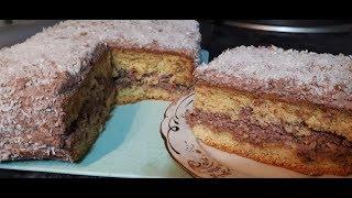 За считанные минуты ШИКАРНЫЙ ТОРТ к чаю на каждый день | HOW TO MAKE EASY CAKE