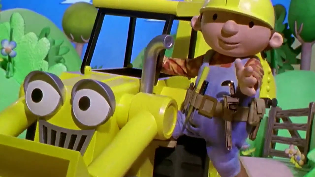 Bob The Builder Intro And Credit Outro Theme Song Youtube