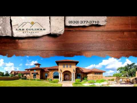 las colinas builders custom home builder in kerrville texas youtube