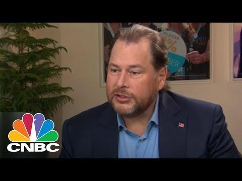 Salesforce CEO Marc Benioff: Road to $20 Billion | Mad Money | CNBC