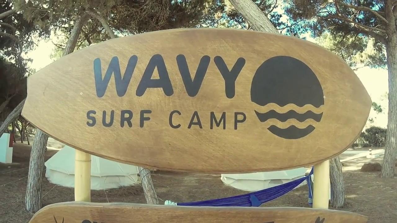 wavy surf camp 2016 - youtube