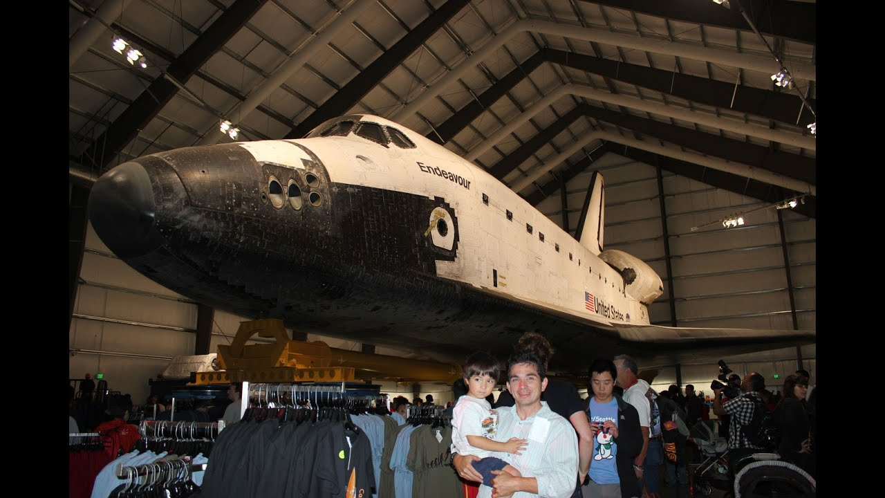 where is endeavour space shuttle right now - photo #39