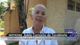Entrevista con Adela de Torrebiarte Problematica de Seguridad en el Polochic