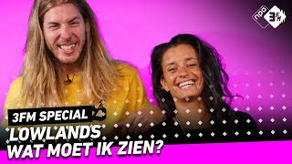 Lowlands 2019: Line-up en tips