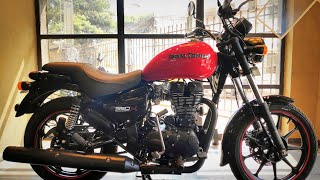 2019 RE Thunderbird 350X ABS Full Review || On-road Price || Full Details